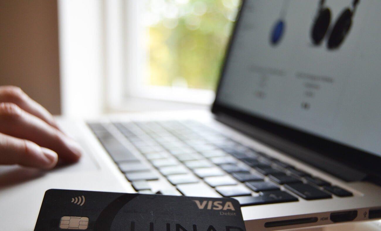 Visa Debit kreditkort nethandel